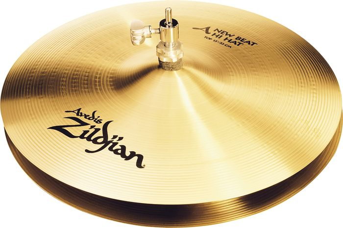 zildjian a series new beat hi hats drummers world. Black Bedroom Furniture Sets. Home Design Ideas