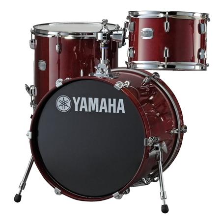 yamaha stage custom bebop drum set drummers world. Black Bedroom Furniture Sets. Home Design Ideas