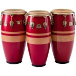 Pearl Elite Oak Congas Group