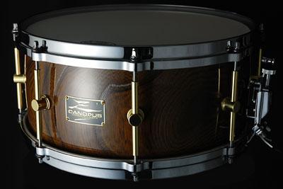 canopus zelkova snare drum drummers world. Black Bedroom Furniture Sets. Home Design Ideas