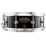 Grover Pro GSX 5x14 Snare - Ebony Finish