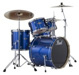 Pearl Export EXX 705/C Drum Set (Elecric Blue Sparkle Shell)