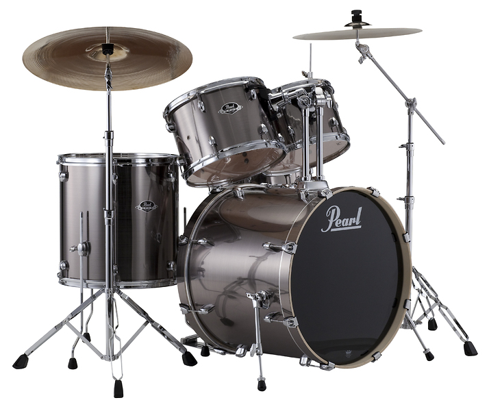 pearl export exx 725 c drum set w 830hw drummers world. Black Bedroom Furniture Sets. Home Design Ideas