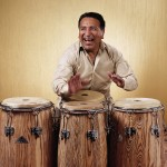 Alex Acuna with his Signature Congas Group