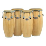 Gon Bops Tumbao Pro Series Congas Group (Natural)