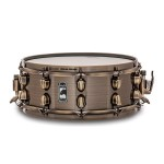 Mapex Black Panther Snare Drum - Brass Cat finish