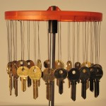 Ron Vaughn Rotating Key Chimes