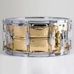 Ludwig Hammered Bronze 6.5x14 Snare Drum