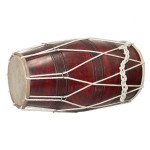 Deluxe Cord and Ring Dholak