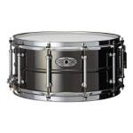 Pearl SensiTone Snare Drum, Brass, 14x6.5