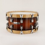Taye Studio Maple Wood-Hoop 14x7 (Java Burst)