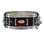 Pearl Philharmonic Series 6-ply Maple 14×5 Snare Drum in High Gloss Walnut