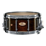 Pearl Philharmonic Series 6-ply Maple 14×6.5 Snare Drum in High Gloss Walnut