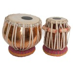 banjira Pro Tabla Set Copper Bayan and 5.25-Inch Dayan