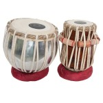 banjira Standard Tabla Set Aluminum Bayan and 5.50-Inch Dayan