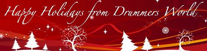 Happy Holidays from Drummers World