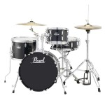 Pearl Roadshow 18-inch RS584C/C in Jet Black Finish