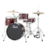 Pearl Roadshow 18-inch RS584C/C in Wine Red Finish