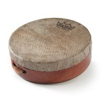 Remo Traditional Kanjira, Antique finish, 7-inch,Tunable