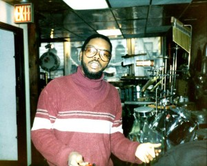 Lewis Nash at Drummers World 1980s