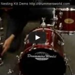 Setting up the Drummers World Nesting Kit
