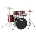 Pearl Roadshow 20-inch RS505C/C in Wine Red Finish