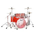 Pearl Crystal Beat CRB 524P/C  - Ruby Red