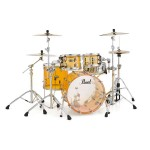 Pearl Crystal Beat CRB 524P/C  - Tangerine Glass