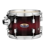 Decade Maple Tom - Gloss Deep Red Burst Finish