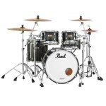 Pearl MCT Masters Maple MCT903XP/C in Matte Black Mist