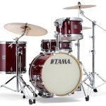 Tama Superstar Classic 18-inch 4-pc Kit - Classic Cherry Wine