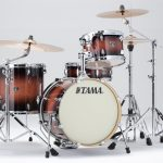 Tama Superstar Classic 18-inch 4-pc Kit – Mahogany Burst