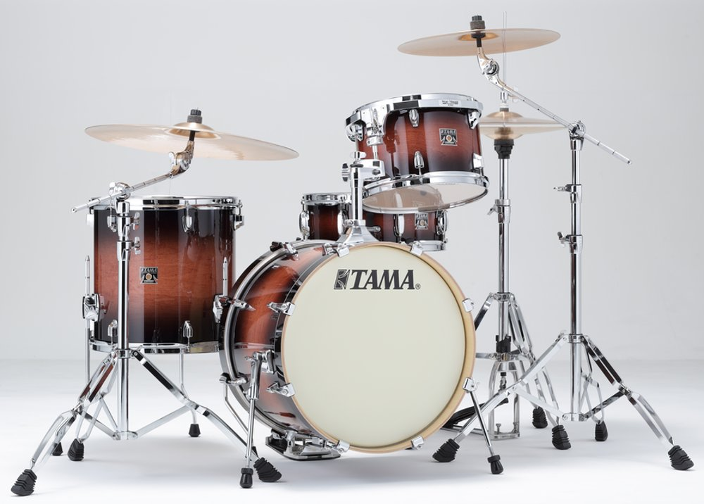 Tama Superstar Classic 18 Inch 4 Pc Shell Kit Drummers World