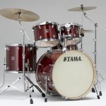 "Tama Superstar Classic 22"" 5 Piece Kit - Classic Cherry Wine"