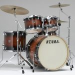 "Tama Superstar Classic 22"" 5 Piece Kit - Mahogany Burst"