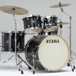 "Tama Superstar Classic 22"" 5 Piece Kit - Transparent Black Burst"