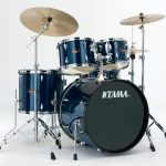 Tama Imperialstar 22-inch 5-pc Complete Set - Midnight Blue
