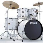 Tama Imperialstar 22-inch 5-pc Complete Set – Sugar White