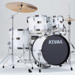Tama Imperialstar 18-inch 5-pc Complete Set - Sugar White