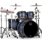 Mapex SV529XBSSL Deep Water Ash Burl (Front View)