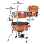 Tama Cocktail-JAM Bright Orange Sparkle CJB46BOS