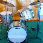 60's Ludwig Bop Kit - Front View